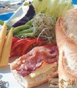 香酥法式面包的做法