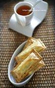 芝士肉松苏打饼的做法