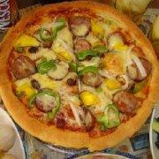 美味超级大披萨的做法