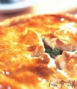 豌豆鸡肉派的做法