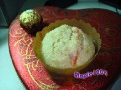 杏桃椰香马芬的做法