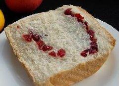 中种蔓越莓吐司的做法