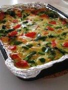 美味减肥食谱·鸡蛋蔬菜