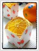 橙香马芬的做法