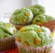 有着春天味道的Muffin的做