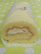 柠檬海绵蛋糕卷的做法
